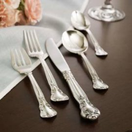 Gorham Chantilly Sterling 4 PC.  Flatware Set