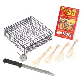 Ronco Inventions STA6 Showtime Rotisserie and Barbecue Accessory Kit