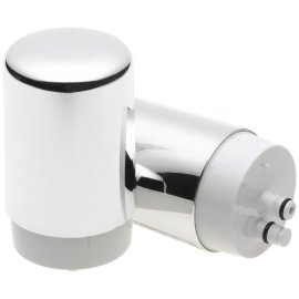 Brita Chrome On Tap Faucet Filter, 2 pack