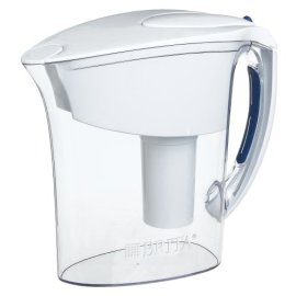Brita 42412 2-Quart Atlantis Water Filtration Pitcher