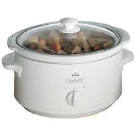 Rival 3735WN 3-1/2-Quart Slow Cooker