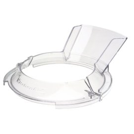 KitchenAid KPS2CL Pouring Shield for 4-1/2 and 5-Quart Stand Mixers
