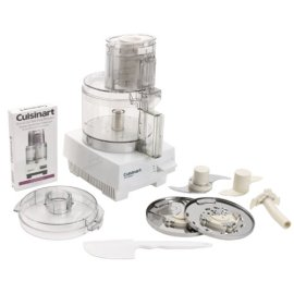 Cuisinart DLC-10S Pro Classic 7 Cup Food Processor - White