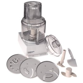 Cuisinart DLC-8S 11-Cup Pro Custom 11 Food Processor, White