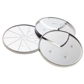 Cuisinart 3-Piece Specialty Disc Set for 7- and 11-Cup Processors