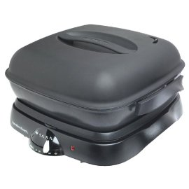 Hamilton Beach 38500 Step Savor Skillet/Griddle Combination