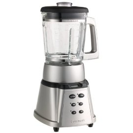 Cuisinart CBT-500 SmartPower Premier 600-Watt Blender, Brushed Stainless Steel