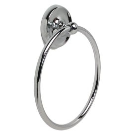 Gatco 5073  Towel Ring with Chrome Finish