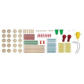 Classic Tinkertoy Construction Set - Jumbo (102 pieces)
