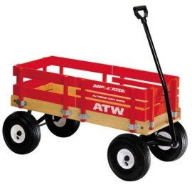 Radio Flyer ATW All-Terrain Cargo Wagon  (ATW #29)