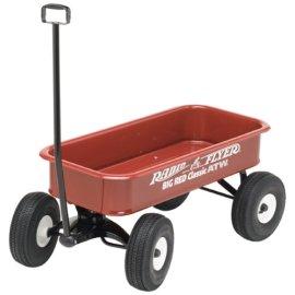 Big Red Classic ATV