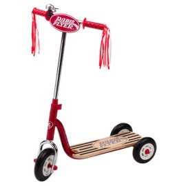 Little Classic Red Preschool Scooter