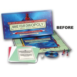 Make-Your-Own Opoly