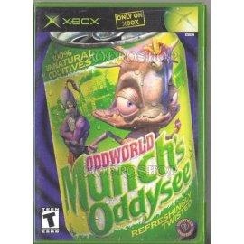Oddworld: Munche's Odyssey
