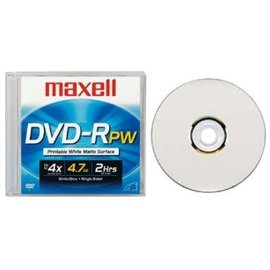 Maxell DVD-R PW 4.7GB