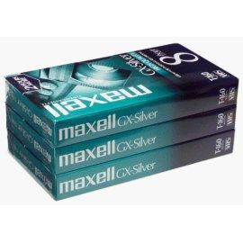 Maxell Video VHS GX T160