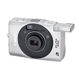 Canon Elph 370Z APS Camera Kit - Silver
