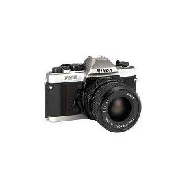 NIKON FM10 35mm Camera Kit