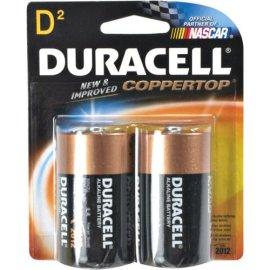 Duracell MN1300B2 D Cell,