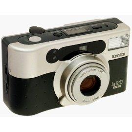 Konica Z-Up 120VP Zoom 35mm Camera