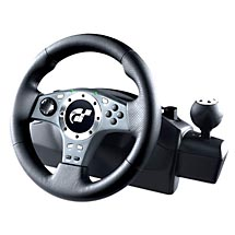 Logitech Driving Force Pro for PS2