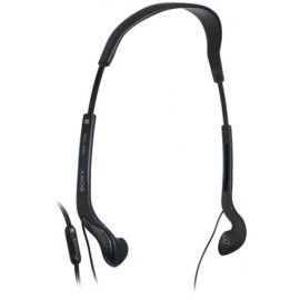 Sony MDRW24V Vertical In-Ear Open Dynamic Headphones