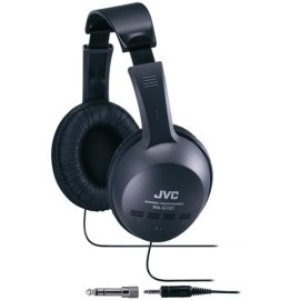 JVC HAG101 Traditional Closed Ear Headphones