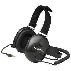 Koss QZ-5 Noise Reduction Stereophone