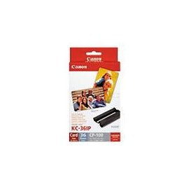 Canon KC-36IP Color Ink Paper Set