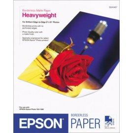 Epson S041467 Borderless Matte Paper