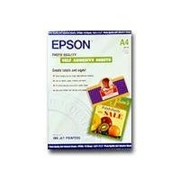 Epson A4 Photo Quality Self Adhesive Sheets