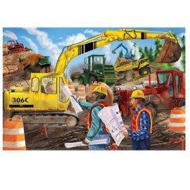 Construction Floor Puzzle