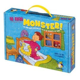 Go Away Monster! Game