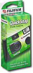 Fujifilm QUICKSNAPFLASH400 Disposable 35Mm Camera With Flash