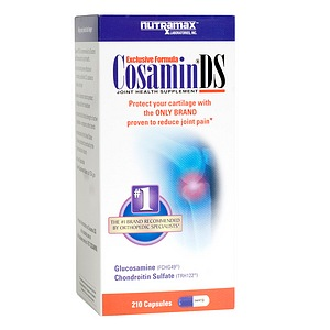 Nutramax CosaminDS Joint Health Supplement (210 Capsules)