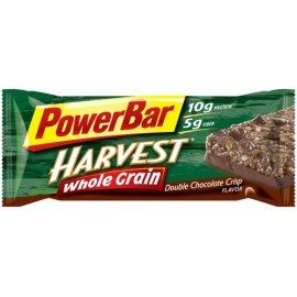 PowerBar Harvest Whole Grain Energy Bars, Double Chocolate (Box of 15)