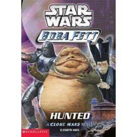 Hunted: A Clone Wars Novel