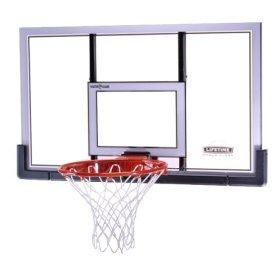 Lifetime 73729 Shatter Guard 48 Wall-Mount Basketball Backboard & Hoop
