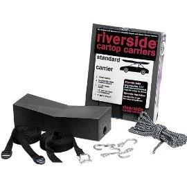 Riverside Cartop Carriers Standard Kayak Kit