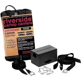 Riverside Cartop Carriers Universal Canoe Kit