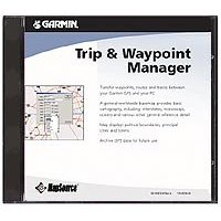 Garmin - Mapsource Trip and Waypoint Manager - CD Rom