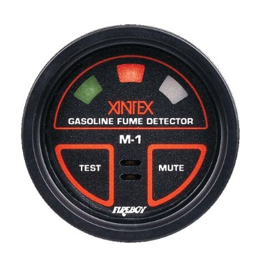 Fireboy - Fuel Vapor Monitor - M-1