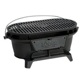 Lodge Logic L410 Sportsman's Charcoal Grill