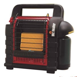 Mr. Heater MH9B Portable Buddy Propane Heater -  4,000 - 9,000 BTU