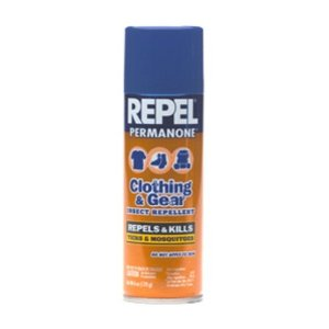 Permanone Clothing and Gear Insect Repellent (size: 6 Oz Aerosol)