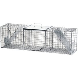 Live Animal Cages (size: Large - 42''x11''x13'')