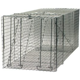 42 x 15 x 15-In. Professional Animal Cage Trap
