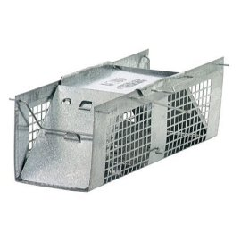 10-In. x 3-In. x 3-In. Small Animal Cage Trap