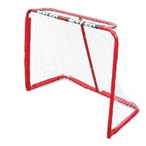 Mylec 52 Inch All Purpose Steel Goal with Sleeve Netting