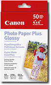 Canon Photo Paper Plus 4x6 Glossy